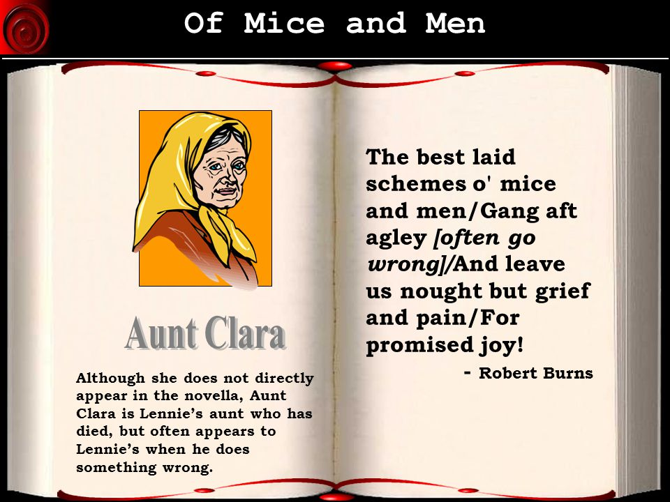 "of mice and men 33 essay Custom essaysorg custom essay of mice and men essay: candy and george vs the john steinbeck's ""of mice and men"" is a novel full of dramatic and."